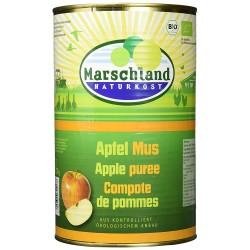 BIO Compote de pommes 4.2kg