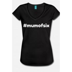 T-shirt Vintage Femme, mumof