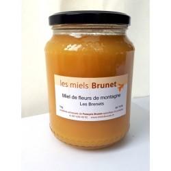 miel de montagne Brunet