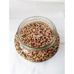 BIO quinoa tricolore...