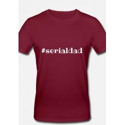 T-shirt BIO serialdad
